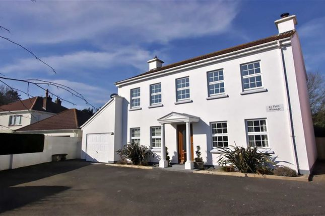Thumbnail Detached house to rent in La Rue De La Maitrerie, St. Martin, Jersey