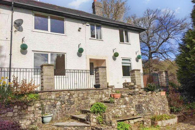 Thumbnail Detached house for sale in Church Road, Gilwern, Abergavenny
