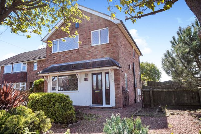 Thumbnail 3 bed detached house for sale in Windermere Avenue, Scartho