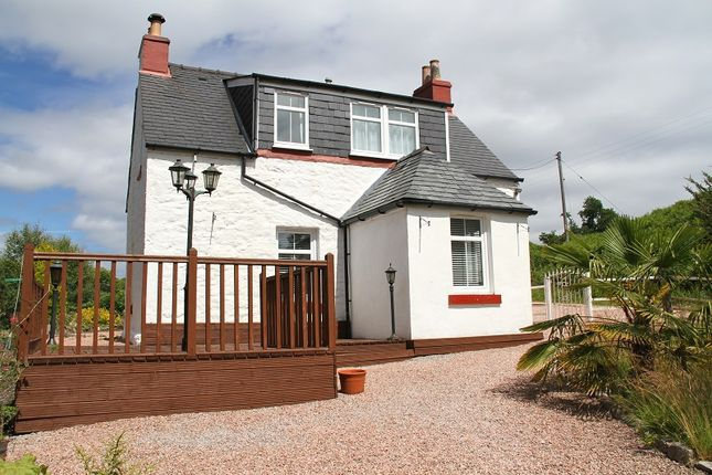 Thumbnail Detached house for sale in Stonefield, Tarbert