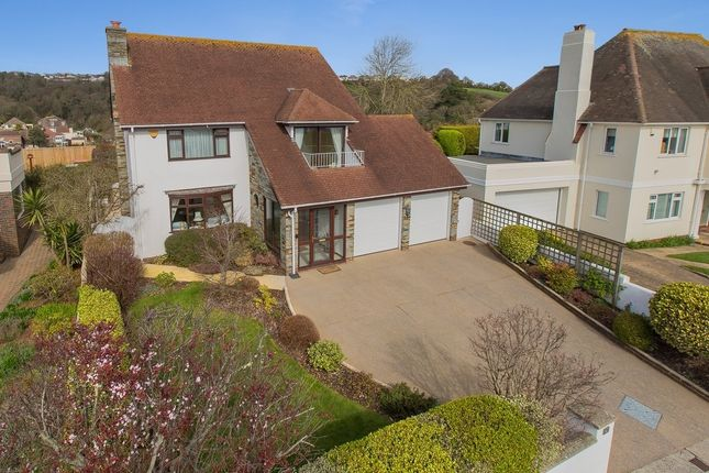 Thumbnail Detached house for sale in Barcombe Heights Preston Paignton, Torquay