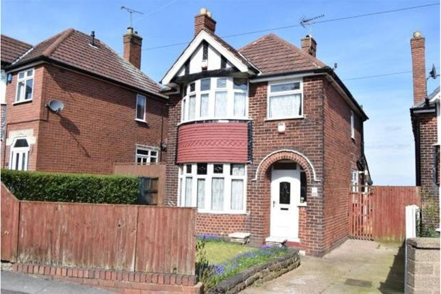 Thumbnail Detached house to rent in Jenford Street, Mansfield