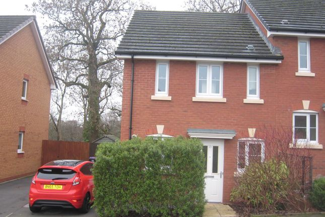 Semi-detached house for sale in Thorncliffe Road, St. Dials, Cwmbran