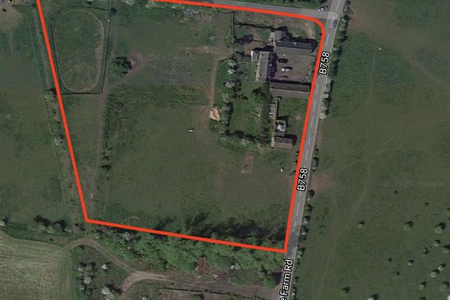 Land for sale in Blantyre Farm Road, Uddingston, Glasgow