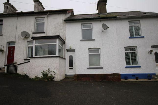 Thumbnail Terraced house to rent in Belfast Road, Newtownards