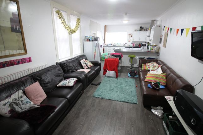 Thumbnail Terraced house to rent in Connaught Road, Roath, Cardiff