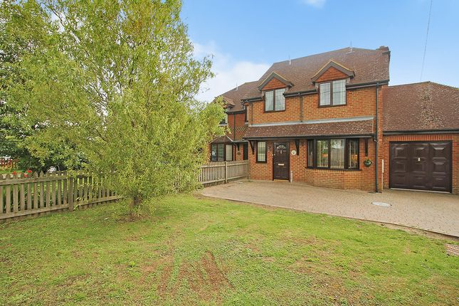 Thumbnail Semi-detached house for sale in Swan Lane, Sellindge, Ashford
