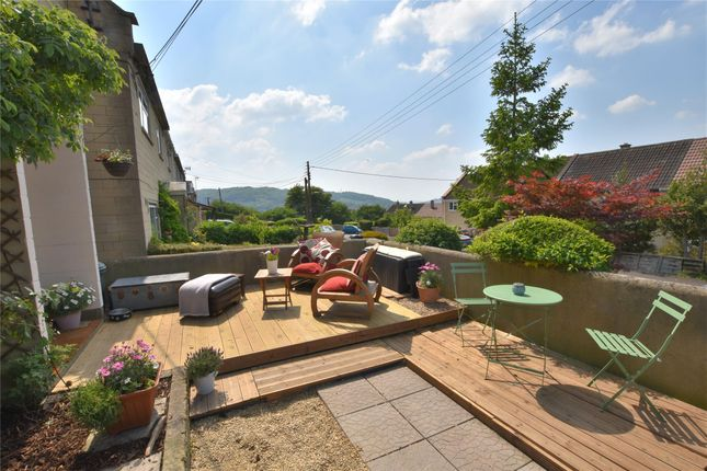 Thumbnail Terraced house for sale in Mountain Wood, Bathford, Bath, Somerset