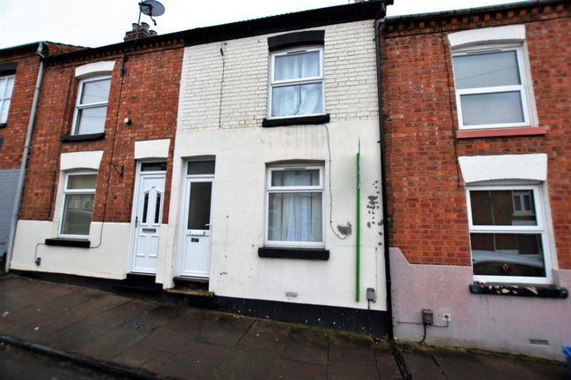 3 bed terraced house for sale in Salisbury Street, Northampton NN2
