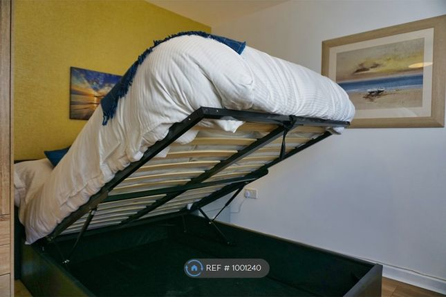 All Rooms Have Lift Up Storage Beds