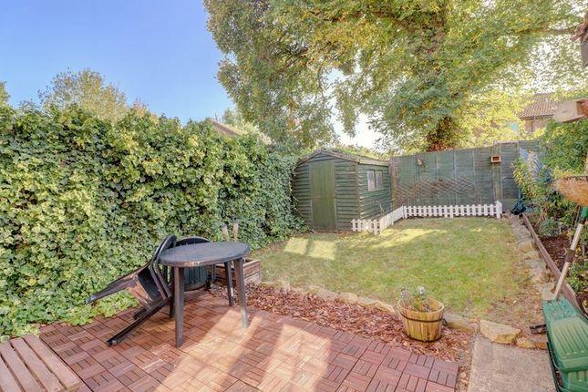 Garden of Castleton Road, Middleleaze, Swindon SN5