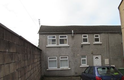 Thumbnail Flat to rent in Irving Street, Workington, Cumbria