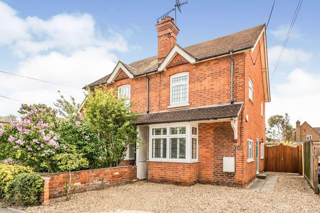 3 bed semi-detached house for sale in Hyde End Road, Spencers Wood, Reading RG7