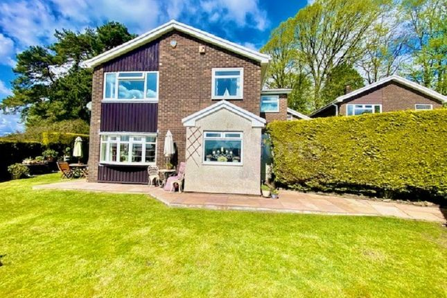 4 bed detached house for sale in Church Farm Close, Off Bettws Lane, Newport. NP20