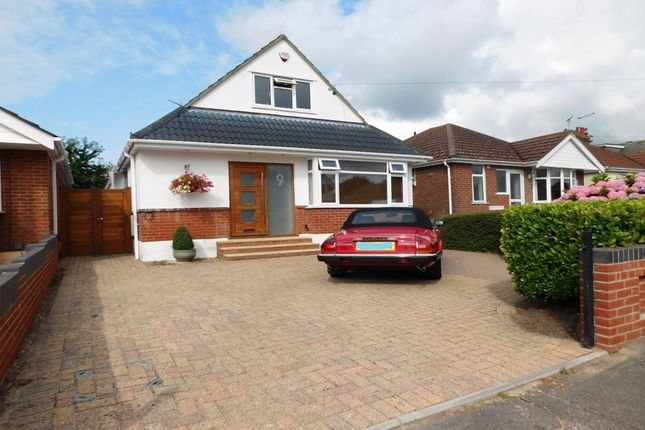 Thumbnail Bungalow for sale in Woodlands Avenue, Hamworthy, Dorset