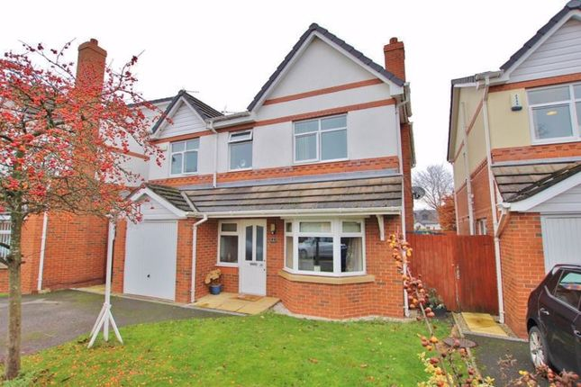 Thumbnail Detached house for sale in Elms Park, Thingwall, Wirral
