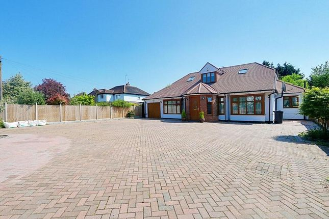 Thumbnail Detached bungalow for sale in Thornhill Road, Ickenham
