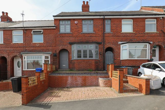 Thumbnail 3 bedroom terraced house to rent in Queens Road, Beighton, Sheffield