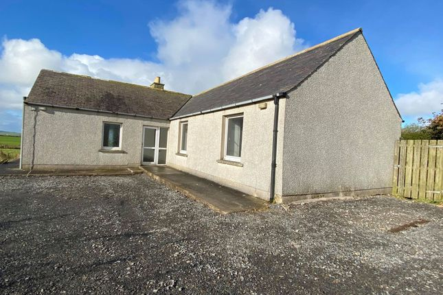 Thumbnail Detached bungalow for sale in Geroin House & Geroin Barn, Harray, Orkney Poa