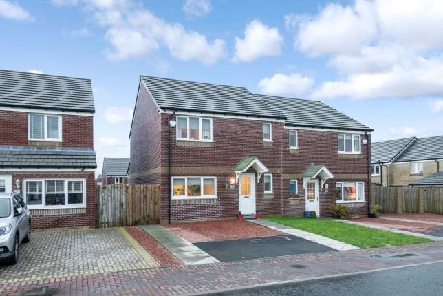 3 bed semi-detached house for sale in Argyll Drive, Stewarton, Kilmarnock, East Ayrshire KA3