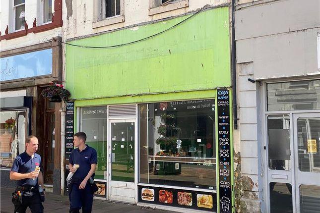 Retail premises for sale in 17 King Street, Whitehaven, Cumbria