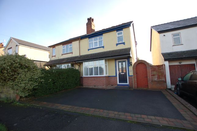 Thumbnail Semi-detached house for sale in Junction Road, Audnam