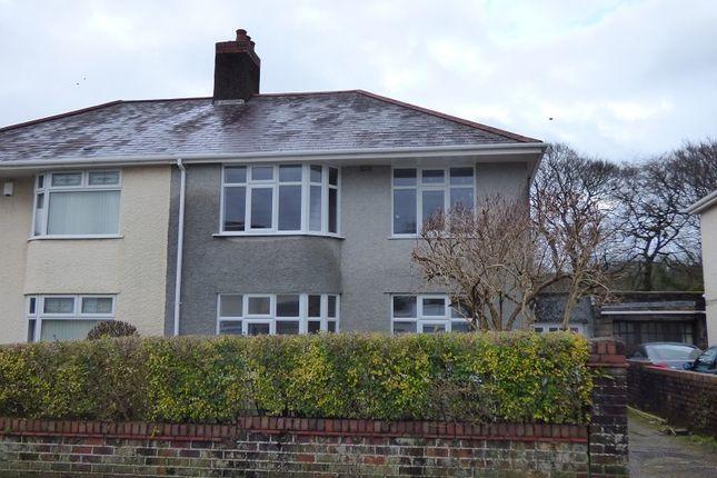 Thumbnail Property to rent in 96 Cimla Crescent, Cimla, Neath .