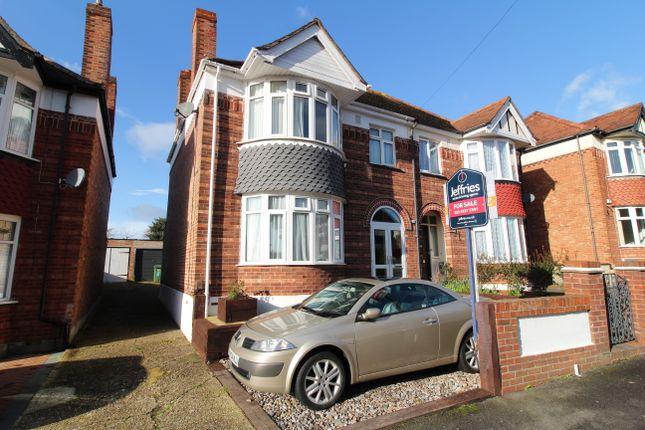 Semi-detached house for sale in Lower Drayton Lane, Drayton, Portsmouth