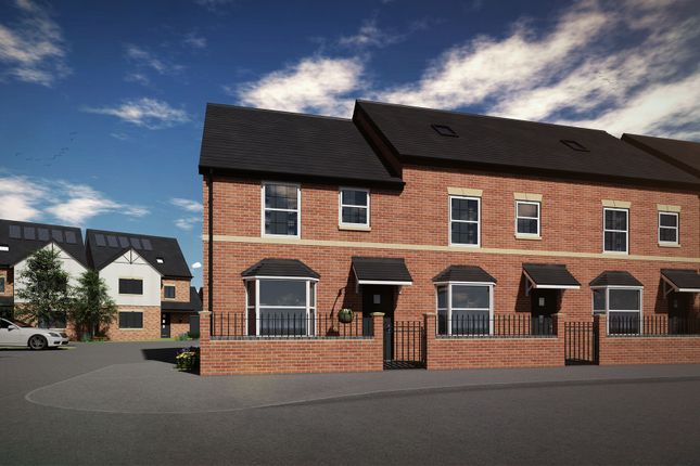 Thumbnail End terrace house for sale in Sandwell Road, West Bromwich