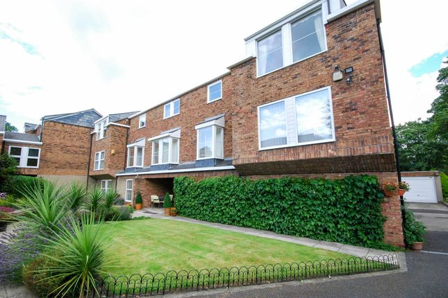 Thumbnail 2 bed flat for sale in Foxton Court, Cleadon, Sunderland