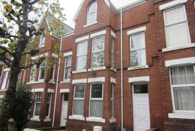 Thumbnail Terraced house to rent in Bernard Street, Uplands, Swansea. 0Hu.
