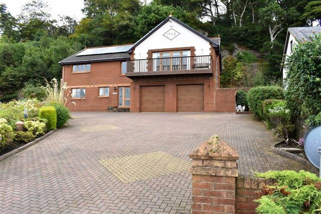 Thumbnail Detached house for sale in Bay View, Shore Road, Skelmorlie