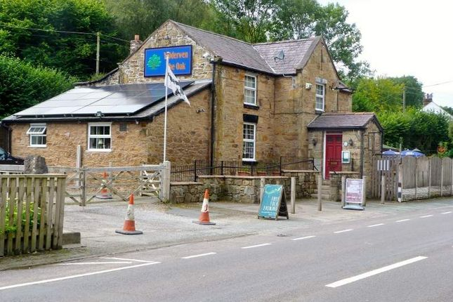 Thumbnail Pub/bar for sale in Rock Cottages, Denbigh Road, Hendre, Mold