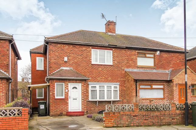 3 bed semi-detached house for sale in Margaret Drive, Forest Hall, Newcastle Upon Tyne