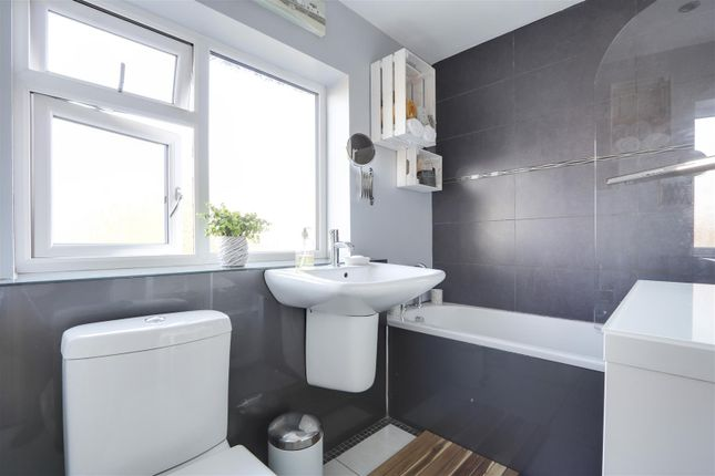 Bathroom of Mosswood Crescent, Bestwood Park, Nottinghamshire NG5