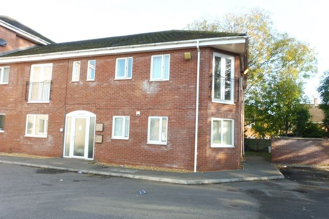 Thumbnail Flat for sale in Langdale Grove, Corby