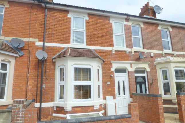 Thumbnail Terraced house to rent in Lansdown Road, Old Town, Swindon, Swindon, Wiltshire