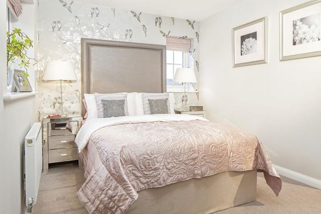 """Thumbnail Semi-detached house for sale in """"Morpeth"""" at Dearne Hall Road, Barugh Green, Barnsley"""