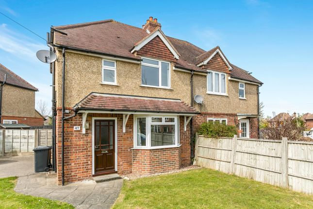 Thumbnail Semi-detached house to rent in Harts Gardens, Guildford