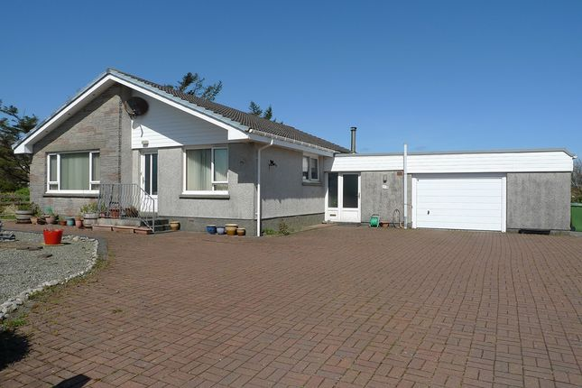 Thumbnail Bungalow for sale in 21A Melbost, Point, Isle Of Lewis