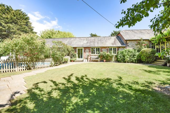 Thumbnail Detached bungalow for sale in Pagham Road, Lagness, Chichester