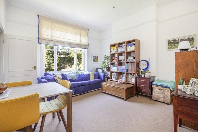 Thumbnail Flat to rent in Homefield Road, Wimbledon Village