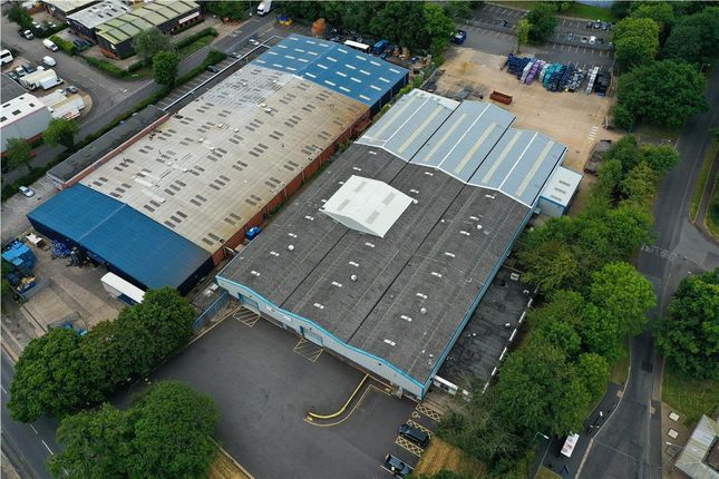 Thumbnail Light industrial to let in Howard Road, Park Farm Industrial Estate, Redditch