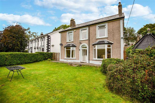 Thumbnail Detached house for sale in Poplar Road, Tredegar, Blaenau Gwent