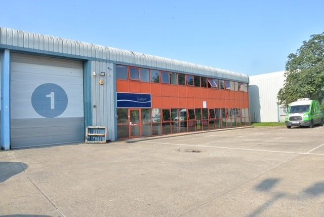 Thumbnail Industrial to let in 1 Kendal Court, Kendal Avenue, Park Royal