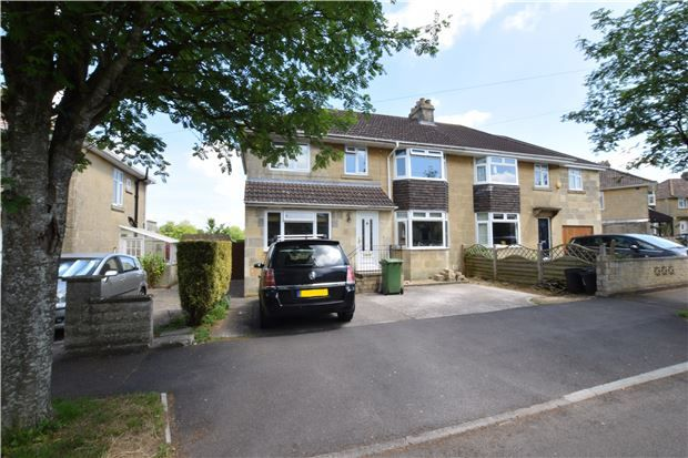 Thumbnail Semi-detached house for sale in Oolite Grove, Bath, Somerset