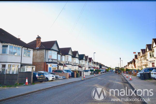 Street View of Melfort Road, Thornton Heath CR7