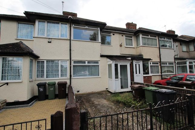 Thumbnail Terraced house to rent in Oval Road North, Dagenham, Essex