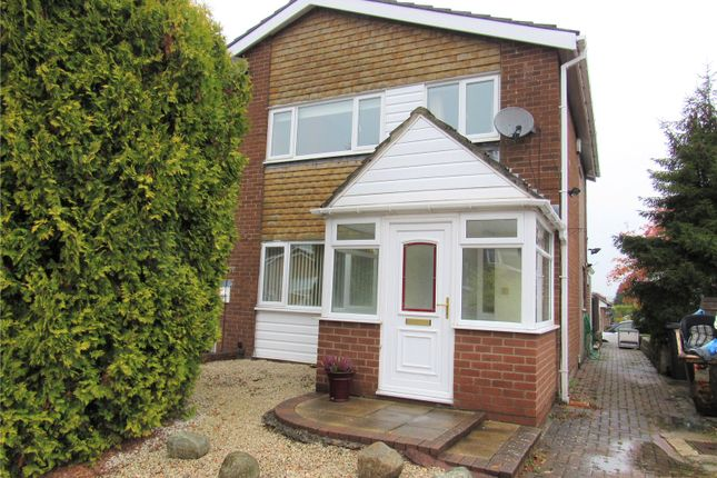Thumbnail Semi-detached house to rent in Halton Close, Stocksfield