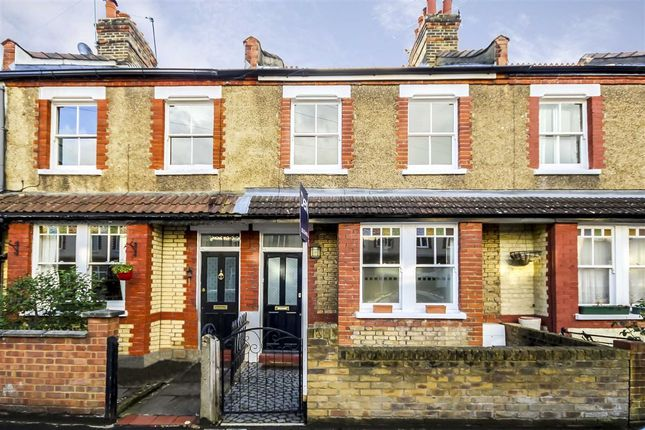 3 bed terraced house for sale in Andover Road, Twickenham